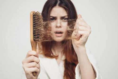 Căderea părului la schimbarea anotimpului
