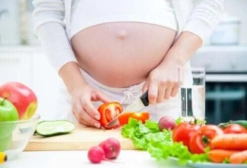 Importanța dietei în sarcină