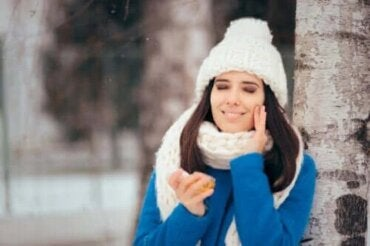 Îngrijirea tenului gras iarna