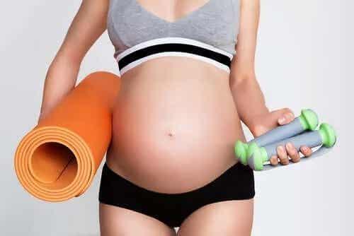 Sportul în sarcină: indicat sau nu?