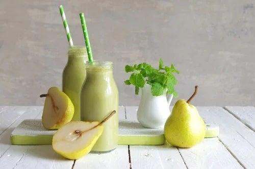Sucuri din fructe pentru ficatul gras