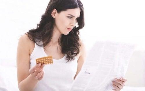 Întrebări frecvente despre pilulele anticoncepționale
