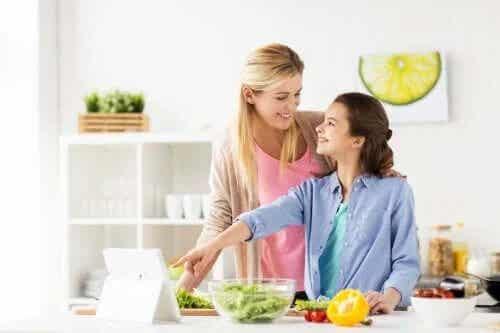 Adolescenții vegani: o nouă modă