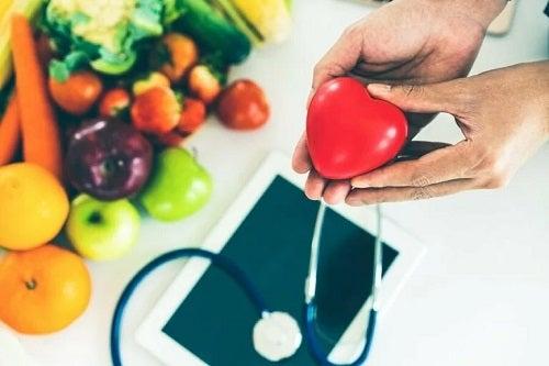 Ce să mânânci pentru o inimă sănătoasă