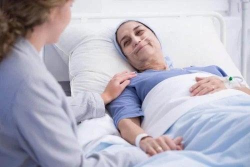 Pacient cu boală terminală