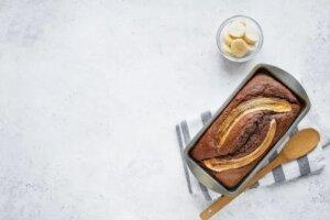Rețete de pâine cu banane absolut delicioase