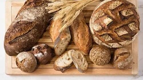 Pâine din cereale