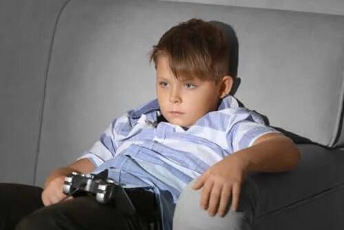 Sedentarismul la copii: o epidemie