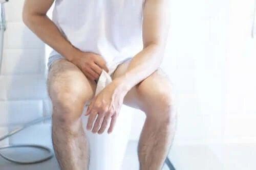 Care sunt simptomele cistitei la bărbați?