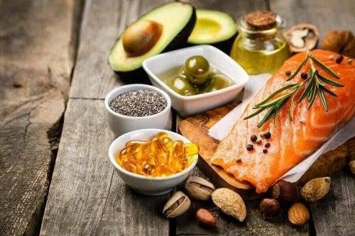 Surse de acizi grași omega 3