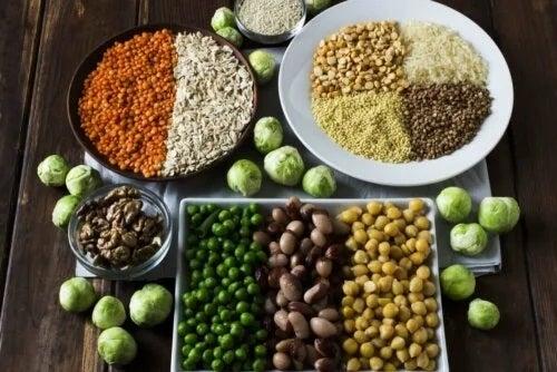 Alimente sănătoase care conțin proteine