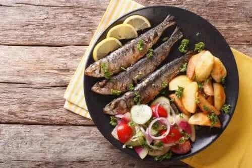 Beneficiile sardinelor pentru sănătate