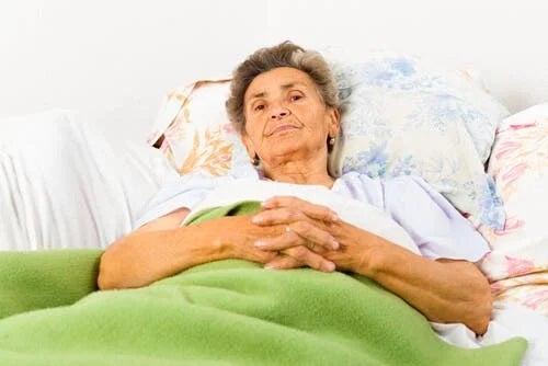 Boala Alzheimer și tiparele de somn la bătrâni