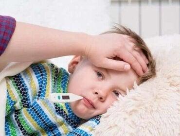 Simptome și tratamente pentru boala Kawasaki
