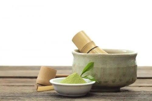 Cum se folosește ceaiul Matcha