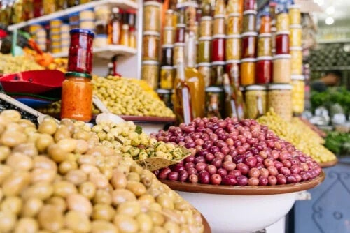 Produse alimentare pentru dieta sustenabilă