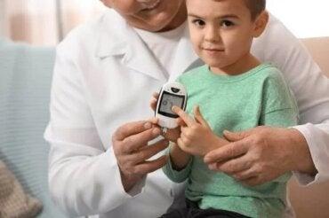 Nivelul glicemiei la copii: valori normale