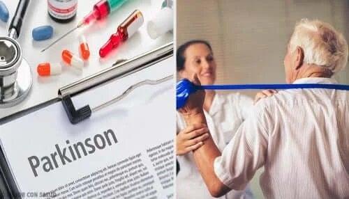 Medic care prezintă utilizările medicamentului Madopar unui pacient