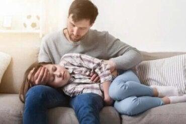 Remedii pentru migrene la copii