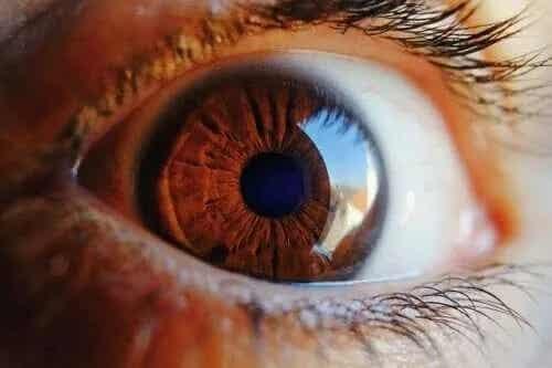 Ochii se curăță singuri: cum este posibil?