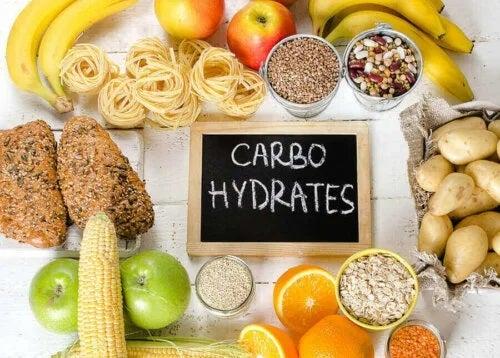 Surse de carbohidrați