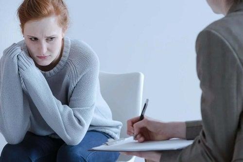 Terapeut care explică ce este sadorexia