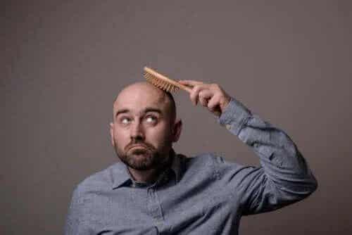 Tipurile de alopecie sau căderea părului