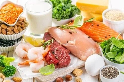 Vitaminele oferă energie pentru organism