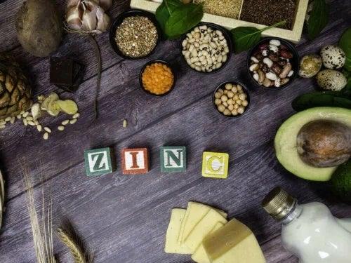 Surse de zinc