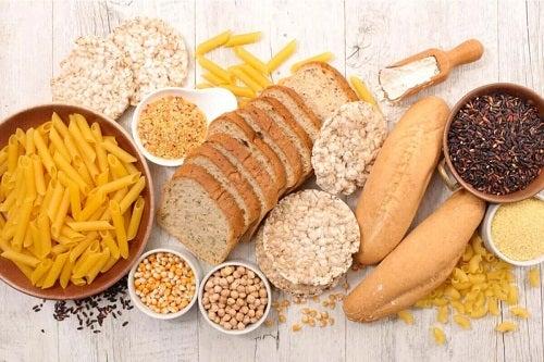 Alimente bogate în carbohidrați