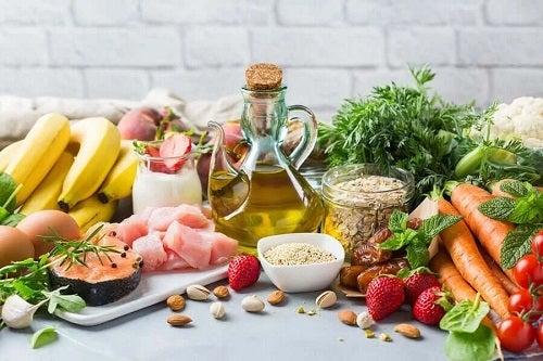 Alimente incluse în diete care funcționează