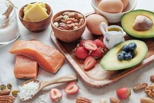 Alimente permise în dieta keto
