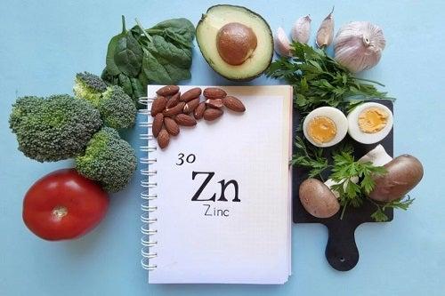 Rolul zincului în corpul uman