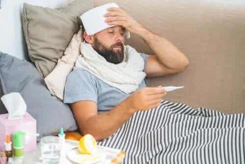 De ce apare febra?