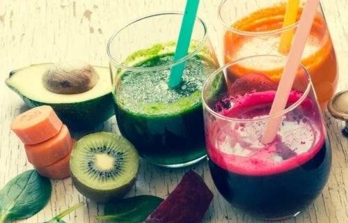 Cum asimilează corpul glocoza din sucuri de fructe