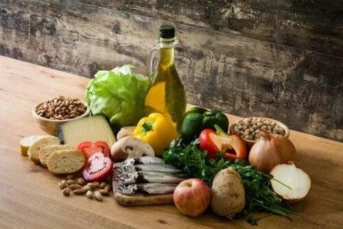 Dieta mediteraneană și sănătatea intestinală sunt corelate