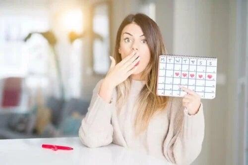 Cum știi că ești la ovulație utilizând calendarul