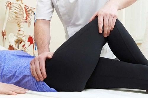 Exerciții pentru bursita șoldului la femei