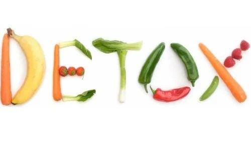 Fructe și legume pentru detoxifiere