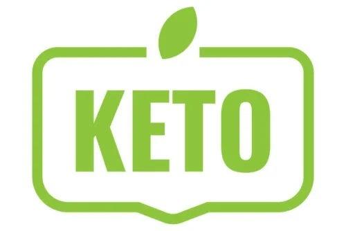 Logo verde keto