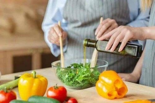 Lipsa de vitamina A combătută prin alimentație