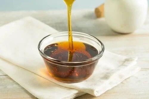 Mierea și diabetul