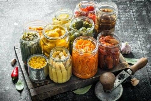 Reducerea consumului de sodiu din conserve