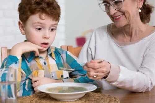 Tulburările alimentare la copiii autiști