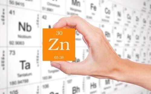 Elementul chimic zinc