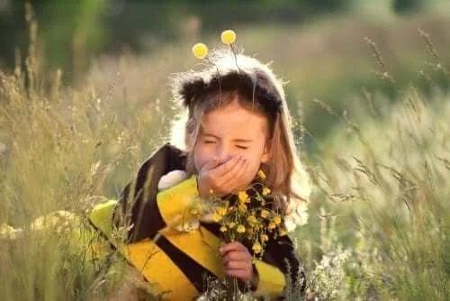 Cele mai comune 9 alergii la copii