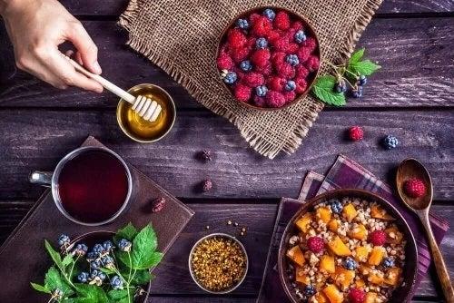 Alimente bogate în biotină