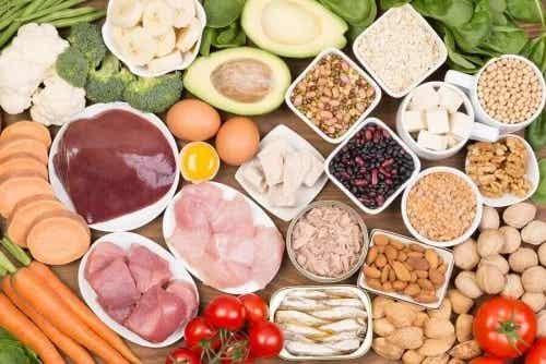 Alimente bogate în biotină pentru frumusețe