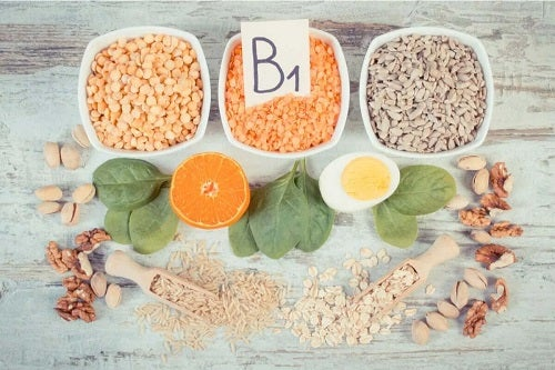 Beneficiile vitaminei B pentru organism