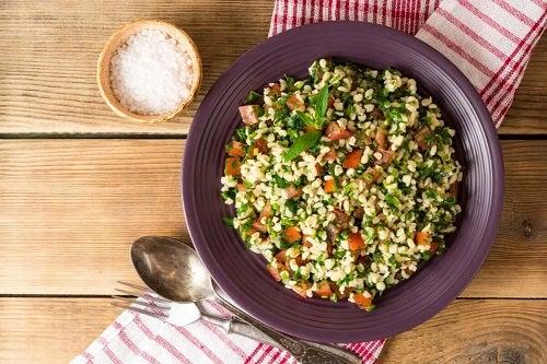 Beneficiile grâului bulgur pentru sănătate